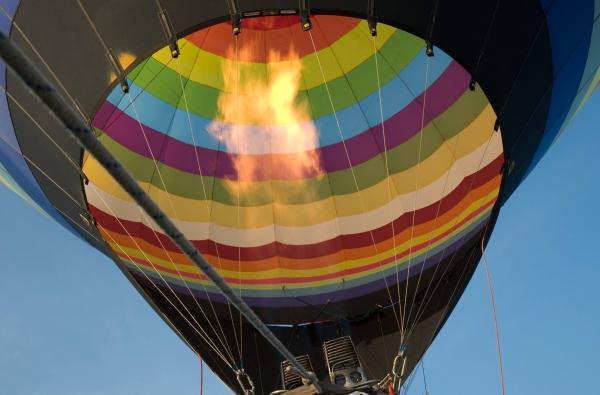 Maak kans op een ballonvaart!
